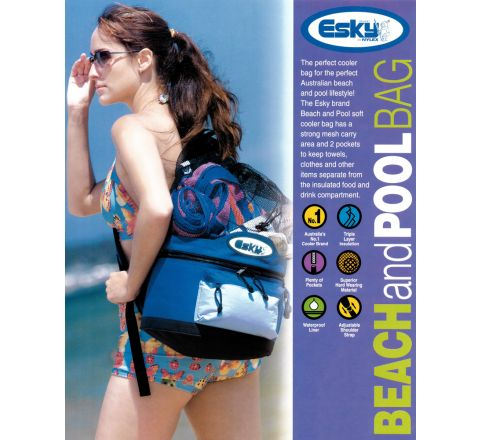 ESKY™ Beach and Pool bag