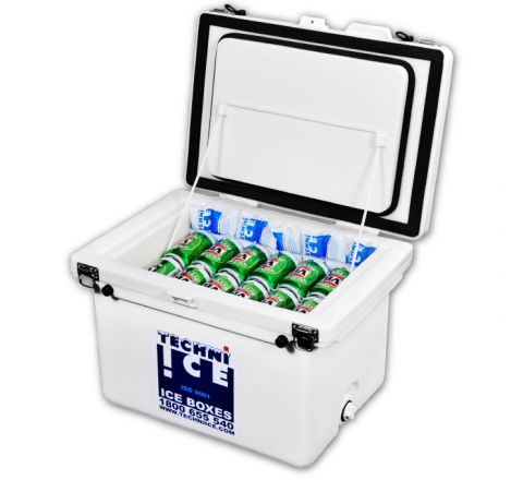 Techniice Classic Ice box 40L White *Late-July Dispatch