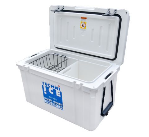 Techniice Classic Hybrid Ice box 75L White