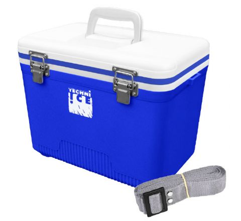 Compact Series Ice Box 12L White Blue *Late-March Dispatch