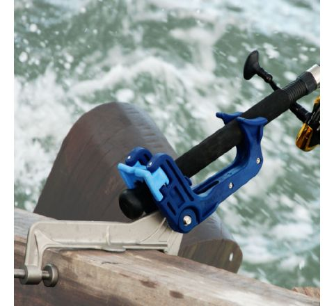 Heavy Duty Fishing Rod Holders - Large Size (90 - 160 mm)