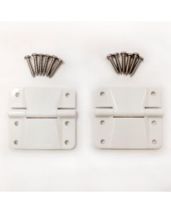 Hinges (A Pair) for Compact Range Coolers