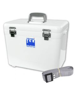 Compact Series Ice Box 12L White