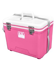 Compact Series Ice Box 28L White Pink *Late-April Dispatch