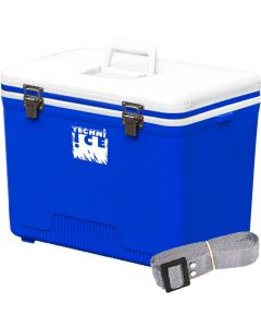 Compact Series Ice Box 28L White Blue
