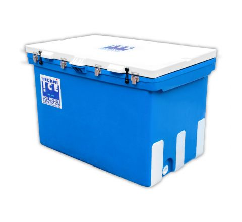 Techni Ice Commercial 300L - White Blue *End December Dispatch