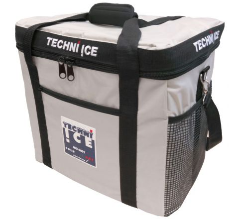34L Techni Ice High Performance Cooler Bag - Grey
