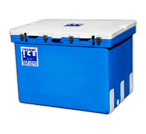 Techni Ice Commercial 400L - White Blue *Middle JAN Dispatch