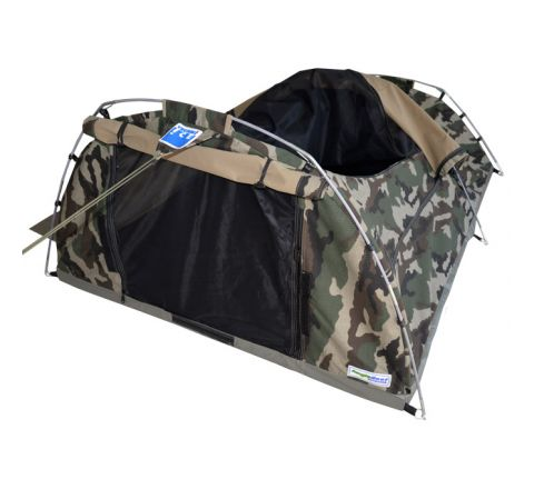 509gsm(15oz) Waterproof Ripstop Canvas Swag (CAMO) - Double