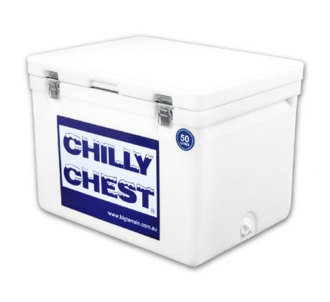 Techni Ice Chilly Chest Range Ice box 50L