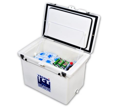 Techni Ice Classic Ice box 100L White *End SEP dispatch