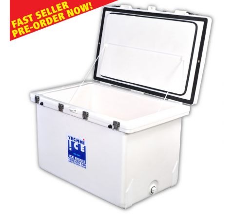 Techniice Classic Ice box 200L White *Order Now for dispatch End of AUG