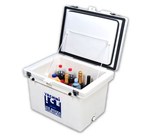 Techniice Classic Ice box 60L White