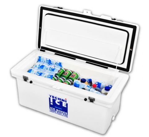 Techniice Classic Ice box 70L White Long