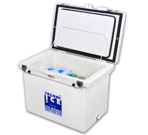 Techniice Classic Ice box 80L White