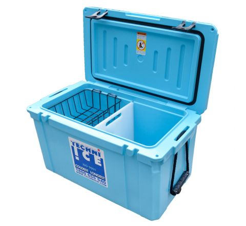 Techniice Classic Hybrid Ice box 55L Light Blue