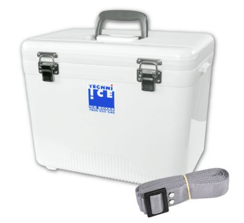 Compact Series Ice Box 18L White