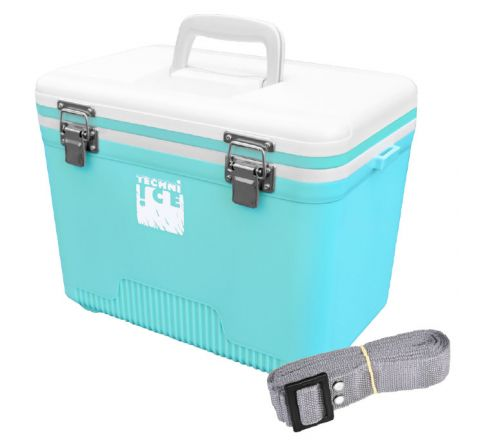 Compact Series Ice Box 12L White Aqua