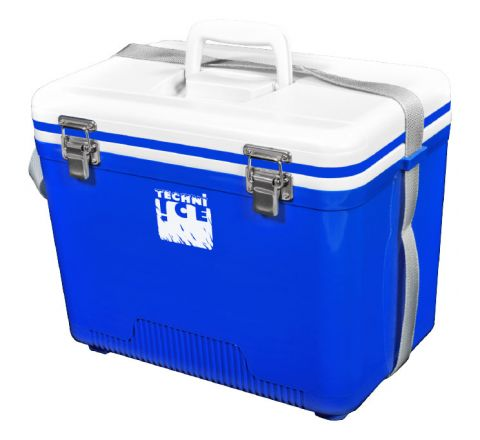 Compact Series Ice Box 18L White Blue *Mid-Feb Dispatch
