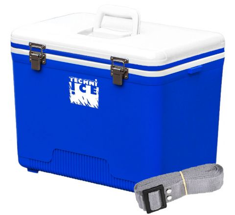 Compact Series Ice Box 28L White Blue *Mid-Feb Dispatch