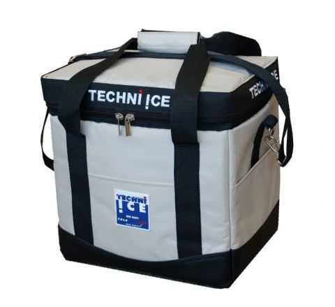 13L Techni Ice High Performance Cooler Bag - Grey *Late March Dispatch