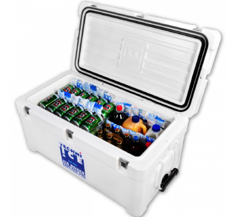 Techni Ice Signature Series Icebox 70L Long - World's No.1 Cooler!