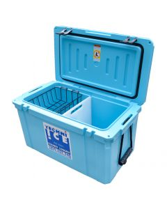 Techniice Classic Hybrid Ice box 75L Light Blue * Early of December Dispatch