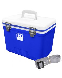 Compact Series Ice Box 12L White Blue