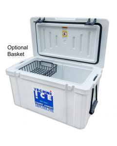 Techniice Classic Hybrid Ice box 55L Marble White *End of November Dispatch