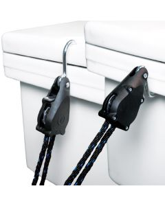 Pair of Heavy Duty Rope Ratchet Tie Down - Commercial Model